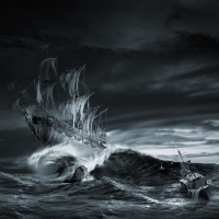 Poem: Ghost Ship