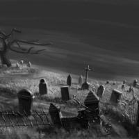 Rough Draft | Poem: Graveyard